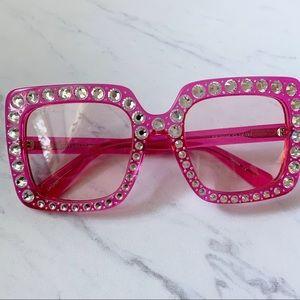 Diff Eyewear • Sasha Pink Sunglasses